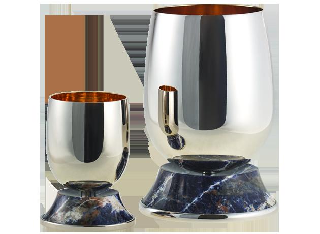 Large Floating Kiddush Cup