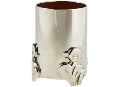 Kids Kiddush Cup - Monkey