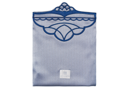 Blue Afikoman Bag