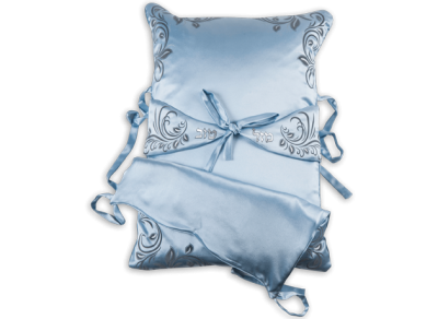 "Brit Pillow - ""May the angel who has delivered me.."""